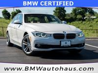 Certified. BMW CERTIFIED 5YR/Unlimited MILE LIMITED
