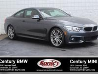 * BMW Certified Pre-Owned * This 2016 BMW 428i is