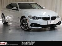 This Certified Pre-Owned 2016 BMW 428i is a One Owner