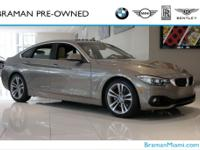 2016 BMW 4 Series 428i Gran Coupe 2.0L 4-Cylinder DOHC