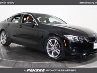 BMW CERTIFIED, SPORT PACKAGE, PREMIUM PACKAGE, DRIVER