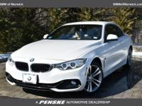 2016 BMW 4 Series 428i xDrive DRIVING ASSISTANCE