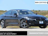 BMW Certified, CARFAX 1-Owner, LOW MILES - 29,766!