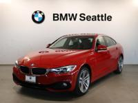 CARFAX 1-Owner, BMW Certified. REDUCED FROM $37,995!,