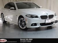 This Certified Pre-Owned 2016 BMW 528i has a Clean