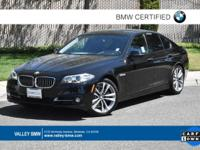 *NEW TIRES!!* BMW CERTIFIED, Special Edition, Black