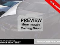 PRICED TO MOVE $1,400 below Kelley Blue Book! BMW