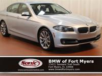 This Certified Pre-Owned 2016 BMW 535i comes complete