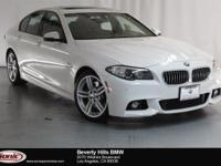 This Certified Pre-Owned 2016 BMW 535i is a One Owner