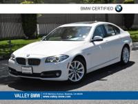 BMW CERTIFIED, NEW TIRES!! Navigation System, Driver