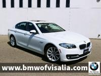 535i trim. BMW Certified, CARFAX 1-Owner, ONLY 41,806