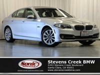 Boasts 29 Highway MPG and 20 City MPG! This BMW 5