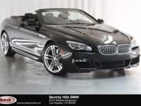 This Certified Pre-Owned 2016 BMW 650i is a One Owner