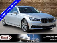 Scores 29 Highway MPG and 21 City MPG! This BMW 7