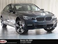 This Certified Pre-Owned 2016 740i is a One Owner