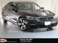 This Certified Pre-Owned 2016 BMW 750i is a One Owner
