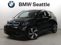 I3 trim. CARFAX 1-Owner, BMW Certified, ONLY 26,415