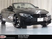 This Certified Pre-Owned 2016 BMW M4 is a One Owner