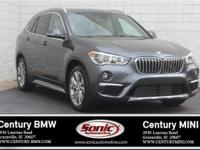 * BMW Certified Pre-Owned * This 2016 X1 xDrive 28i is