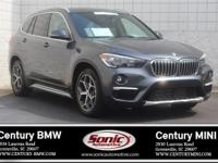 * BMW Certified Pre-Owned * This 2016 BMW X1 xDrive 28i