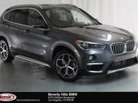 This Certified Pre-Owned 2016 BMW X1 xDrive28i is a One