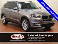 This Certified Pre-Owned 2016 BMW X5 sDrive35i comes