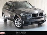 This Certified Pre-Owned 2016 BMW X5 xDrive35i is a One