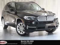 This Certified Pre-Owned 2016 BMW X5 xDrive40e is a One