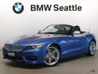 WAS $42,995. BMW Certified, CARFAX 1-Owner, LOW MILES -