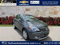 2016 Buick Encore Leather GM CERTIFIED, ONE OWNER,