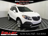 MSRP new was $24,990 **** Summit White 2016 Buick