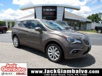 Certified. bronze alloy metallic 2016 Buick Envision
