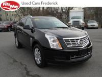 One Owner!! Clean Autocheck!!2016 Black Raven Cadillac