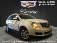 CARFAX One-Owner.Certified. Cadillac Certified