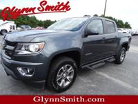 This reliable 2016 Chevrolet Colorado Z71 comes with a