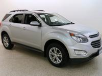 The Chevy Equinox is the best SUV in it's class and