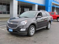 Remote Start, Backup Camera, LT Package, Equinox LT, 4D