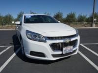 2016 Chevrolet Malibu Limited LT, Chevrolet Certified,