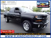 * Z71 2LT * CHEVY MYLINK W/NAVIGATION * 8 INCH COLOR