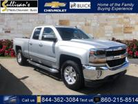 2016 Chevrolet Silverado 1500 LT LT1 GM CERTIFIED, ALL