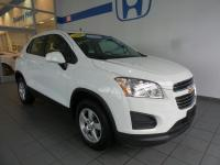 2016 Chevrolet Trax LS **GM FACTORY CERTIFIED!***,