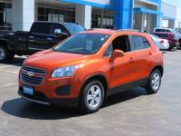 Backup Camera, Bluetooth, Trax LT, 4D Sport Utility,