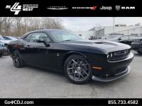 This Dodge Challenger is Certified Preowned! CARFAX