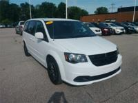 "Recent Arrival! 2016 Dodge Grand Caravan White  17"" x"