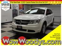 One owner! This Dodge Journey SE Top options include