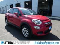 FIAT Certified, CARFAX 1-Owner, LOW MILES - 27,549!