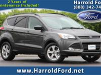 Magnetic 2016 Ford Escape SE 2.0 Liter Turbocharged