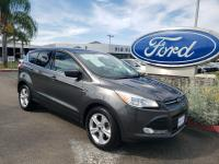 CARFAX One-Owner. Certified. Magnetric 2016 Ford Escape