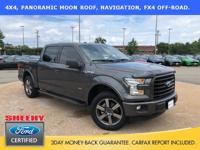 CARFAX One-Owner. Clean CARFAX. Magnetic Metallic 2016