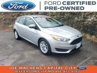 CARFAX One-Owner. Certified. Ingot Silver 2016 Ford